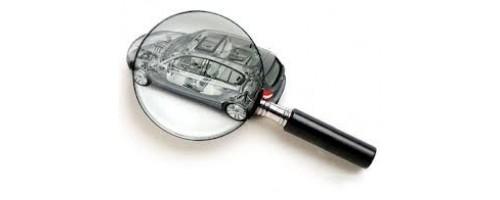 Исследование ТС в целях определения стоимости восстановительного ремонта и оценки